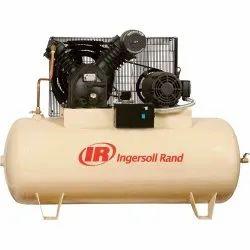 2340 Ingersoll Rand Air Cooled Air Compressor