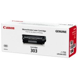 Canon 303 Monochrome LaserJet Cartridge