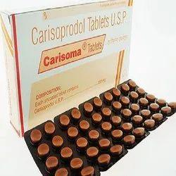 Carisoma 350 Mg Tablets