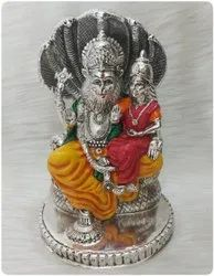 Silver Plated God Gift