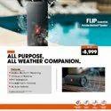 Durable Fabric 2.0 Jbl Flip Essential Portable Bluetooth Speaker