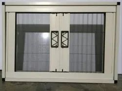 Aluminium Sliding Mosquito Net Window, Size/Dimension: 4x3 Feet (lxw)
