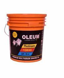 Platinum 15W40 CI4+ Engine Oil