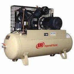 7100 Ingersoll Rand Air Cooled Air Compressor