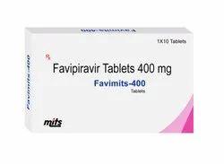 Favimits-400 Favipiravir 400 Mg Tablets
