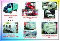 Car Repair Service Body Work