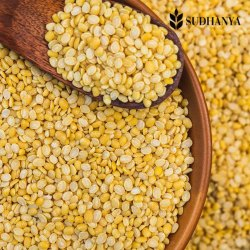 Sudhanya Yellow Moong Dal, Pan India, High in Protein