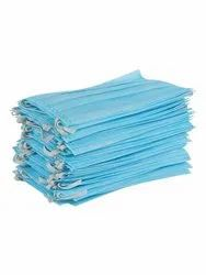 Disposable 4 Ply Face Mask, Certification: Niosh,Iso, Number of Layers: 3