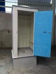 FRP Toilet Cabin