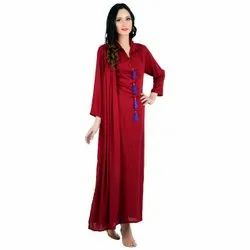 Designer One Piece Long Dress