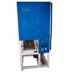 Fully Automatic Single Die Dona And Plate Making Machine