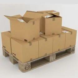 Fish Packing Corrugated Box