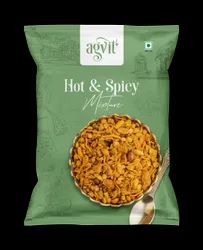 Agvit Hot And Spicy Mixture Namkeen, Packaging Size: 180gm