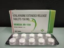 Venlafaxine Extended Release Tablets 150 mg.