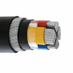 95 Sqmm 3.5 Core Aluminium Armoured Cable