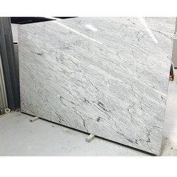 Polished White Granite Slab, Thickness: 20 mm
