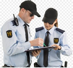 Corporate Male Security Service