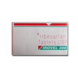 Irovel 300 mg Tablet ( Irbesartan )