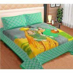 Jaipuri Designer Bedsheet
