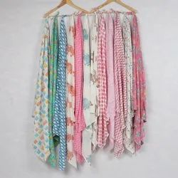 Tie Dye Printed Stole Scarf