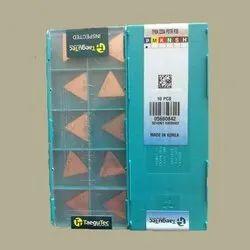 Tegutec Carbide TaeguTec Cutting Tool Inserts, For Industrial, Material Grade: Ss