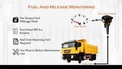 GPS Fuel Monitoring System, For truck