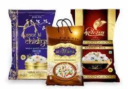 Rice Packaging BOPP Woven Bag