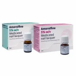 Amorolfine 5% Medicated Nail Lacquer