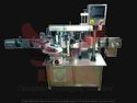 Double Side Vertical Labeling M/C For Round & Flat Bottle