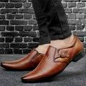 Party Wear, Casual Wear Lace Up Men Formal Shoes, Size: 6-10