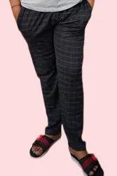 Black milanch Unisex Pajama Pants