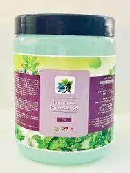Aromablendz Peppermint Body Gel