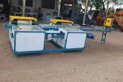 Double Line Soap Bar Cutting Machine