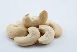 Steamed Natural Cashew Nuts (Kaju), Packaging Size: Depends on order