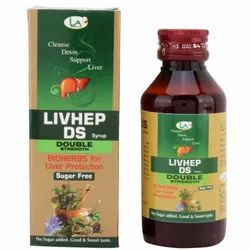 La Nutraceuticals Liv Hep DS Liver Syrup -100ml (Pack of 4)  (400 ml)
