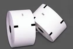 Atm Rolls Paper, Thickness: 54 Gsm, GSM: Less than 80