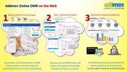 Online OMR Processing