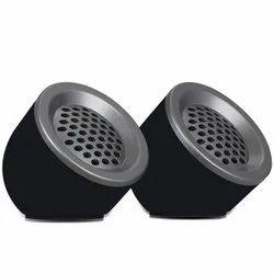 Black Zebronics Multimedia Speaker, 3