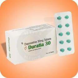 Duratia 30mg Tablets