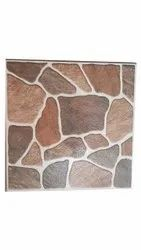 Gloss Stone Ceramic Bathroom Wall Tiles, Size: 12x18 Inch, Thickness: 5 mm