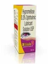 BLINK-3 Hypromellose 0.3% Eye Drops