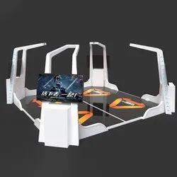 Multiplayer Battle VR Shooting Game Machine