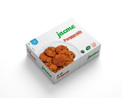 Frozen Jacme Parippuvada, 350g, Packaging Type: Box