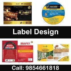Label Design Service