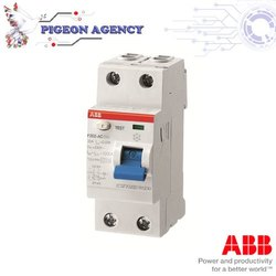 ABB  FB202 AC 40A   0.03  2Pole  RCCB