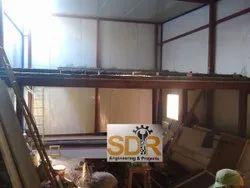 PUF Panel Prefabricated Classroom