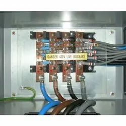 1 Galvanized Iron Shrouded Busbar System, For Commercial And Crane, 4