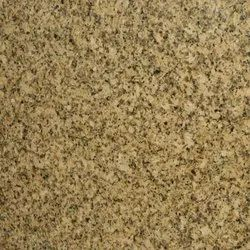 Polished Thick Slab Crystal Yellow Granite, For Flooring