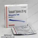 Megalis 20mg Tablet