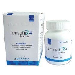 Lenvatinib 4 mg Capsules